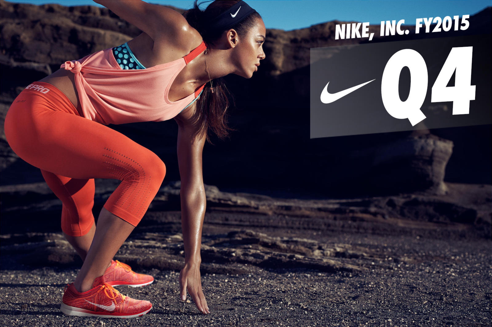 NIKE, INC. Reports Fiscal 2015 Fourth Quarter And Full Year Results. Share  Image. NIKE ...