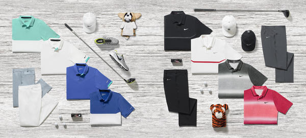 Nike Athletes Debut Stretch Woven Apparel for Second Major of the Year