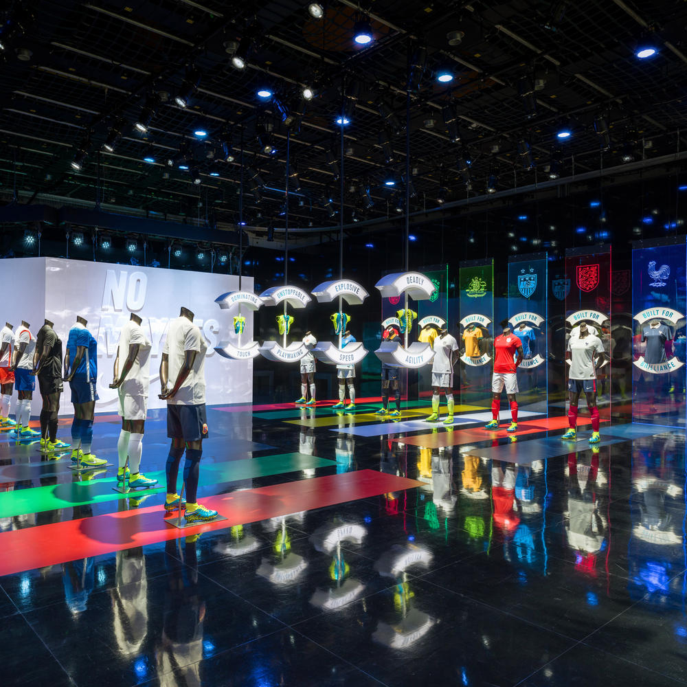 Nike Brings #NOMAYBES Soccer Experience Space to Vancouver