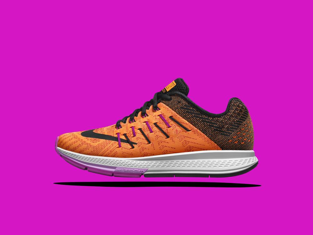 Nike Air Zoom Elite 8: baixo, rápido e leve