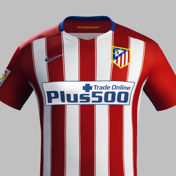 Nike Pays Homage to Atlético de Madrid's Historic Double-Winning Campaign  with 2015-16 Home Kit - Nike News