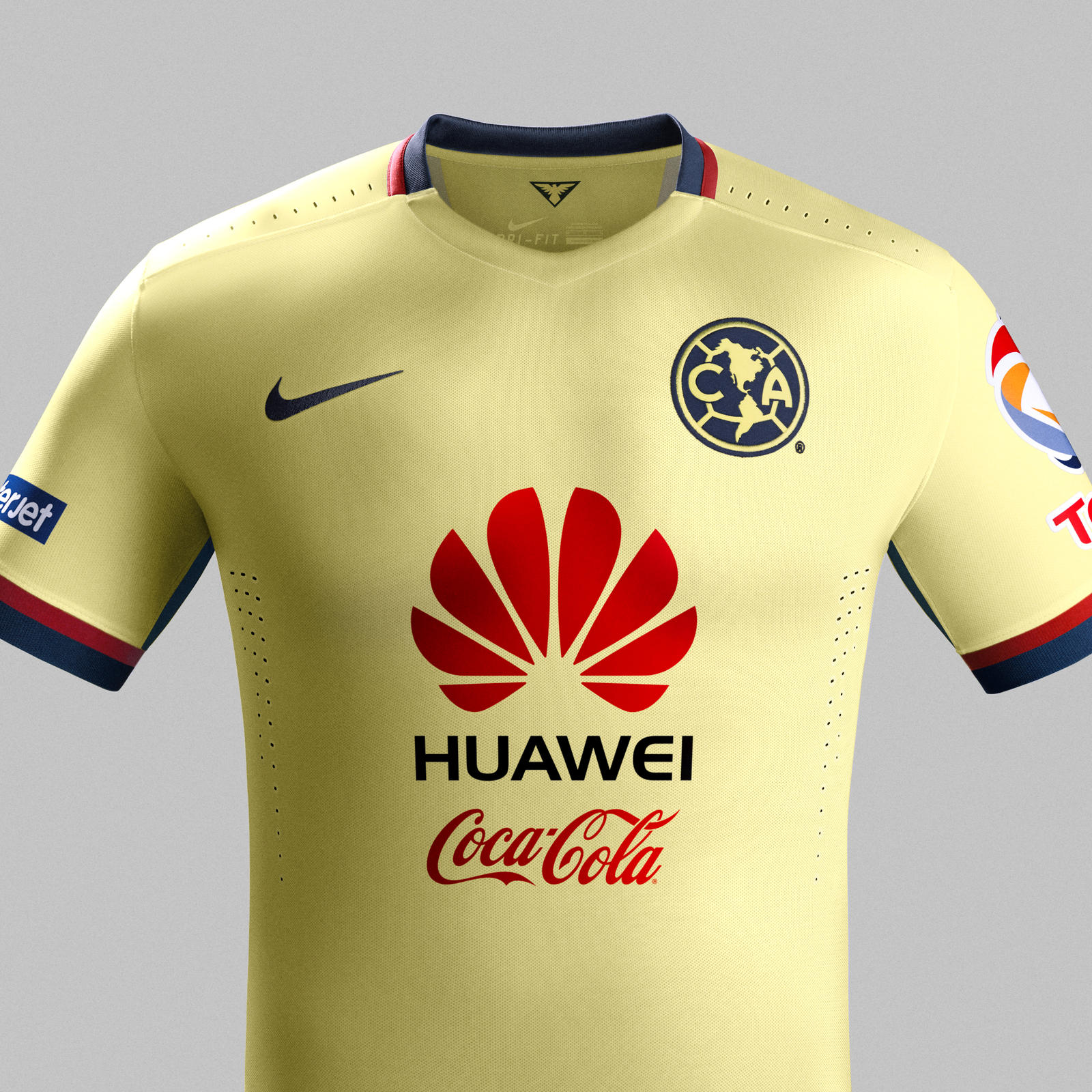 Club América Home and Away Kits for 2015-16 - Nike News 6427c6b4faf1