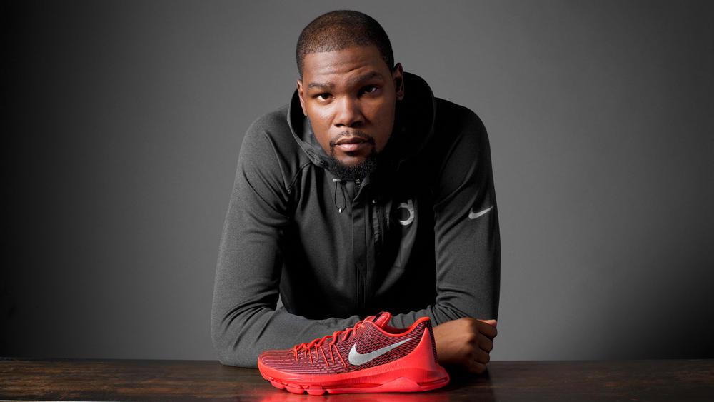 KD8 Combines Flyweave technology and Articulated Nike Zoom Air For Durant's Most Innovative Nike Shoe