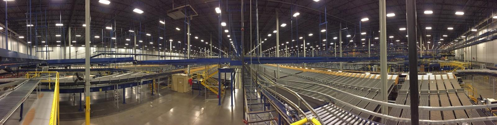 Nike NALC - Memphis Distribution Center 1