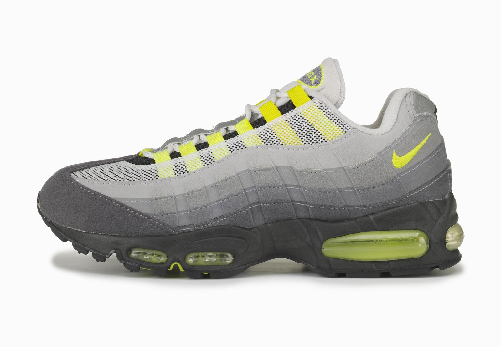 This Three Toned Nike Air Max 95 Just Released
