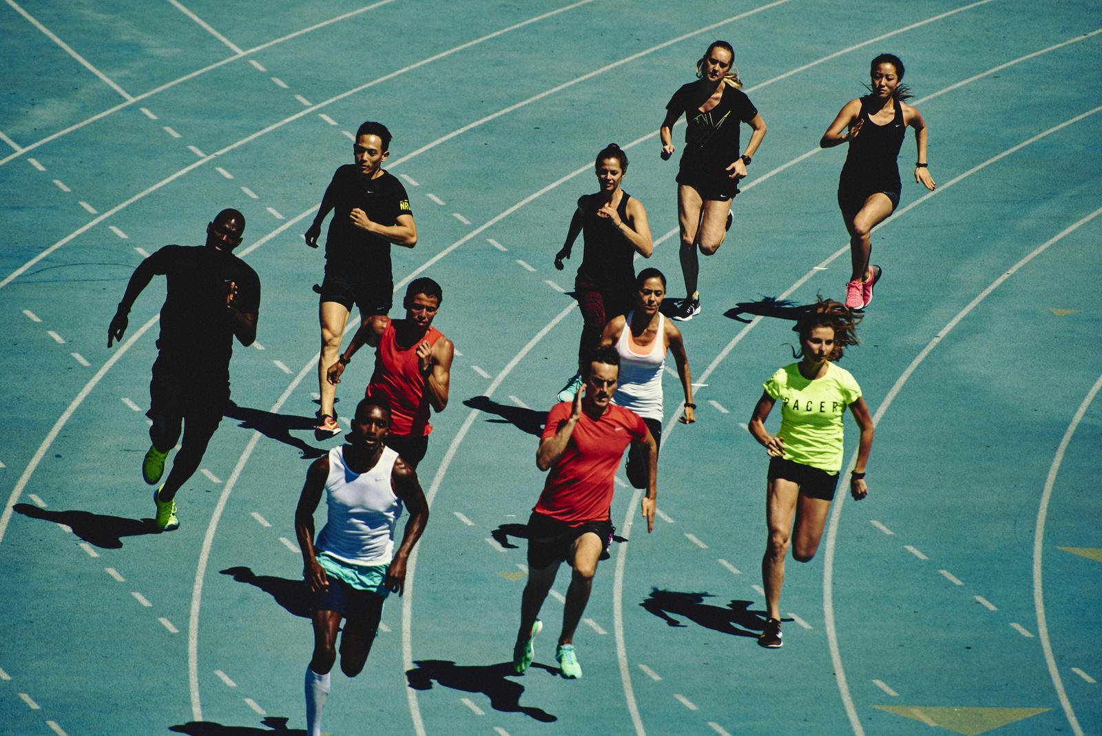NIKE+ RUN CLUB RUNDOWN: The Magic of the Mile - Nike News