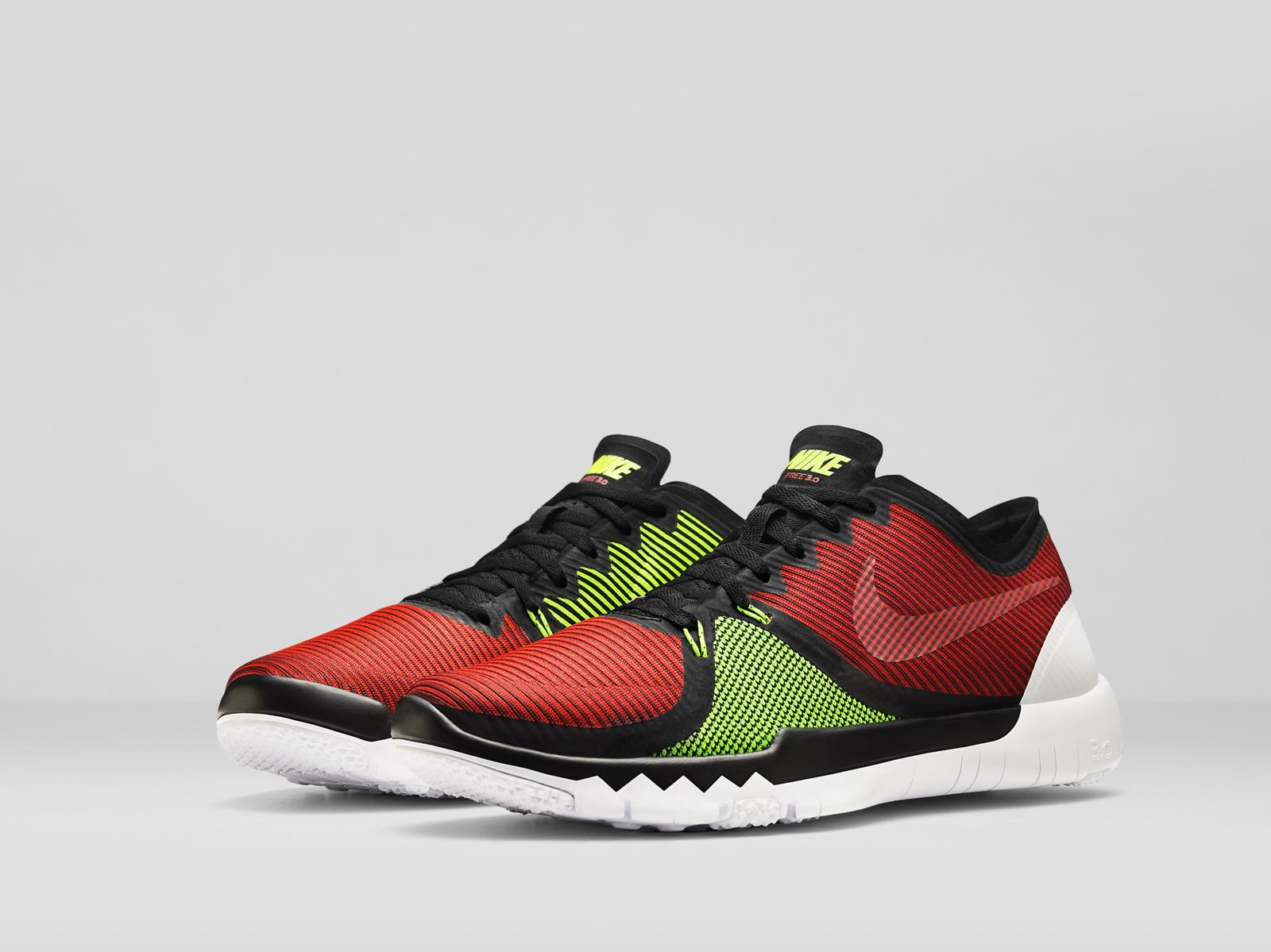 Nike Free Trainer 3.0 Provides Directional Flexibility and