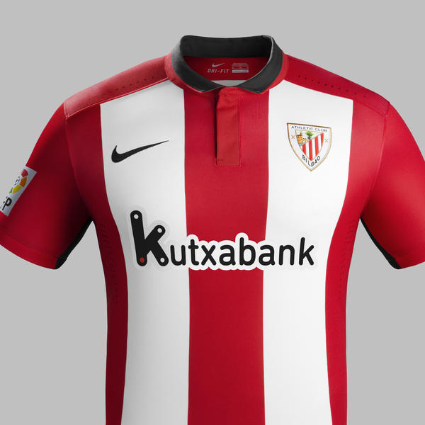 Athletic Club de Bilbao - Home Kit 2015-16 - High Res