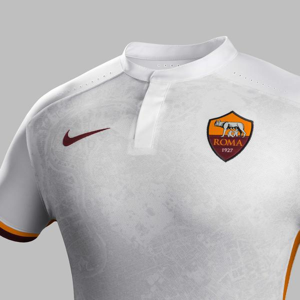 AS Roma Away Kit - 2015-16 - High