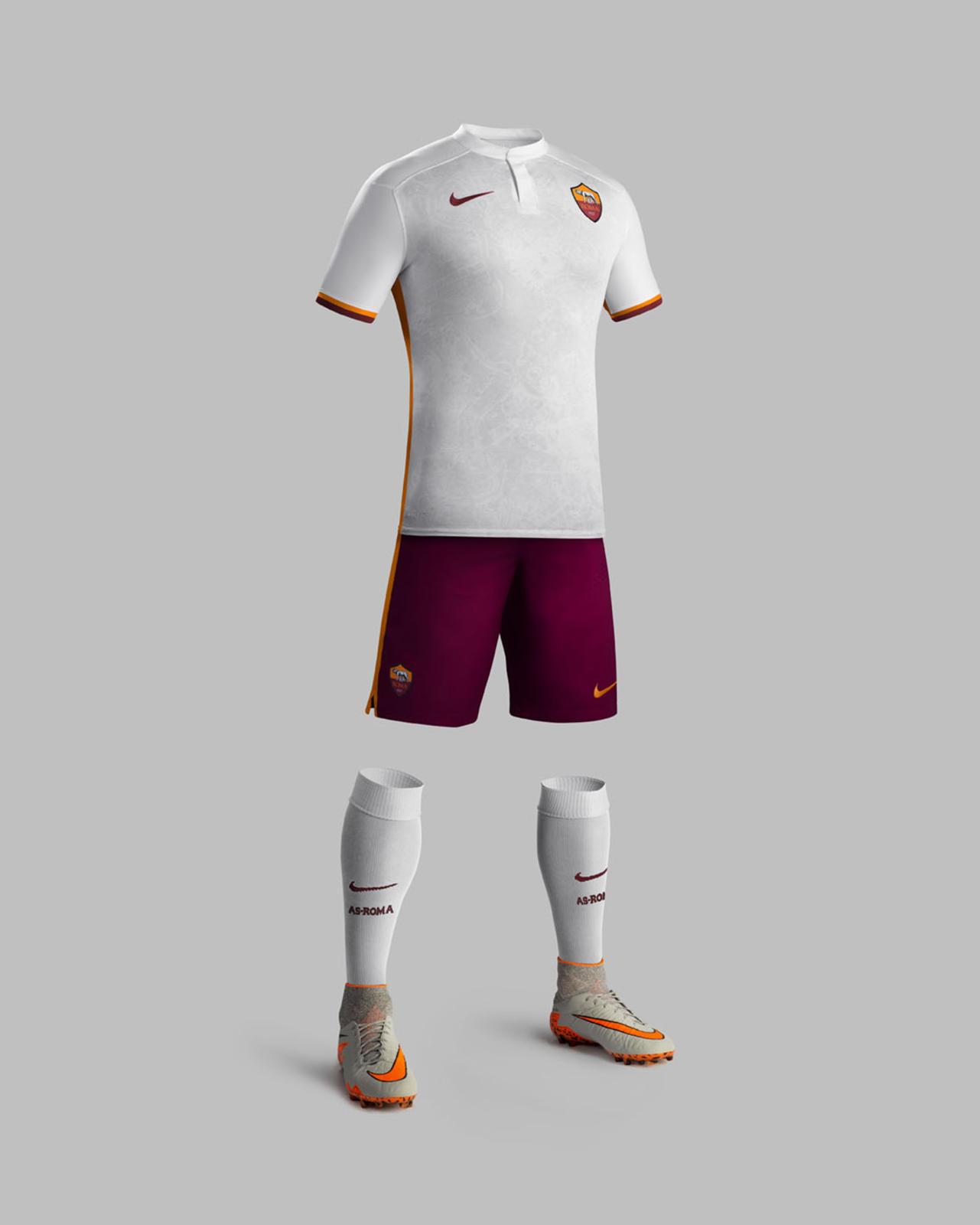 AS Roma Away Kit - 2015-16
