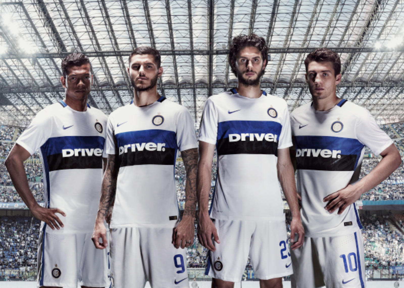 cc751e902 Classic Details Receive Daring Update in Nike Inter Milan Away Kit for 2015- 16