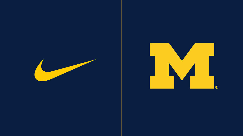 Michigan and NIKE Announce Partnership Across All Athletics