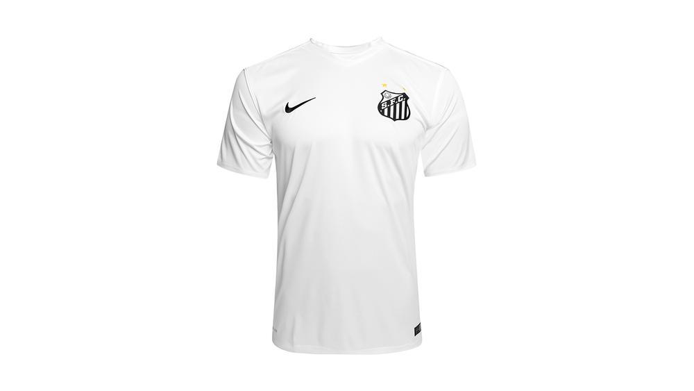 Conheça as novas camisas do Santos para a temporada