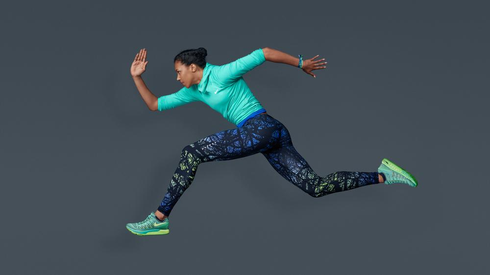 Nike Women Presents: Heptathlete Morgan Lake