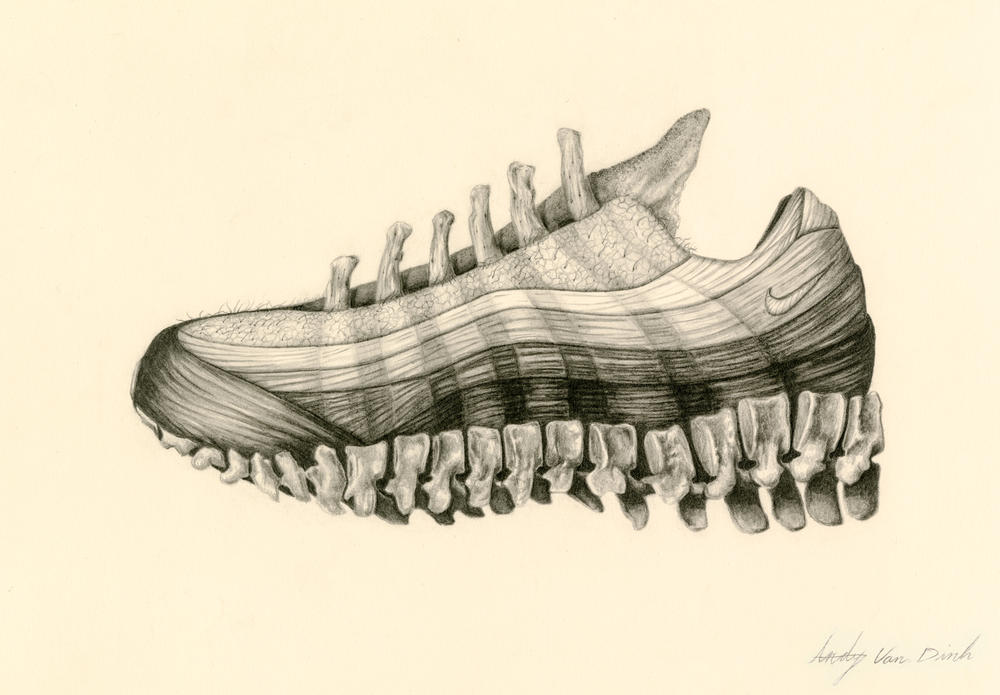The Anatomy Of Air: The Artists Behind The X-ray