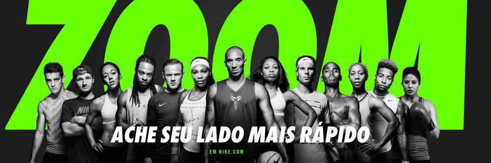 Kobe, Serena e a Legião de Zoom desafiam você a ser mais rápido