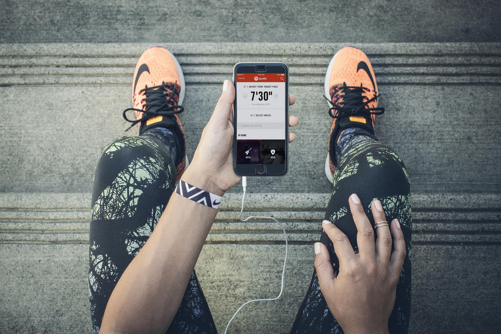 Nike+ Running Delivers New Ways to Motivate More Runners Through Music