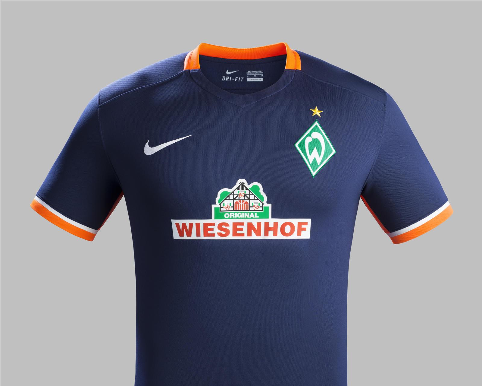 bbc82084ce9 Fa15 Club Kits Pr Stadium Front A Werder%20 Bremen R. Werder Bremen 2015-16  away kit