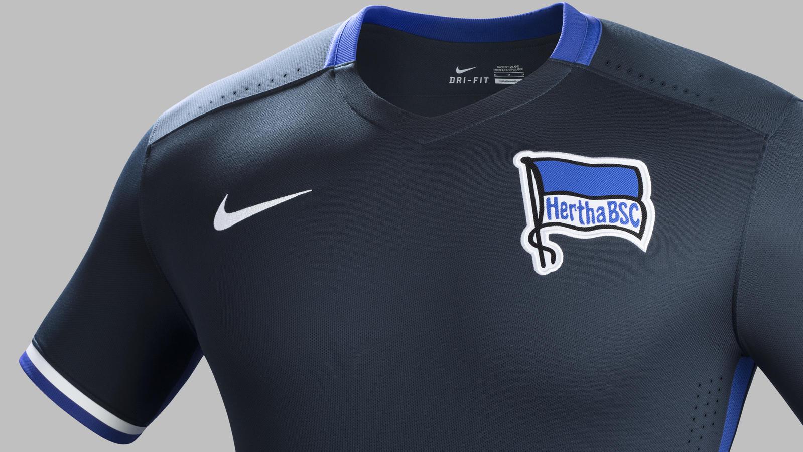 fcd6cef131 Berlin Pride Inspires Hertha BSC 2015-16 Home and Away Kits - Nike News