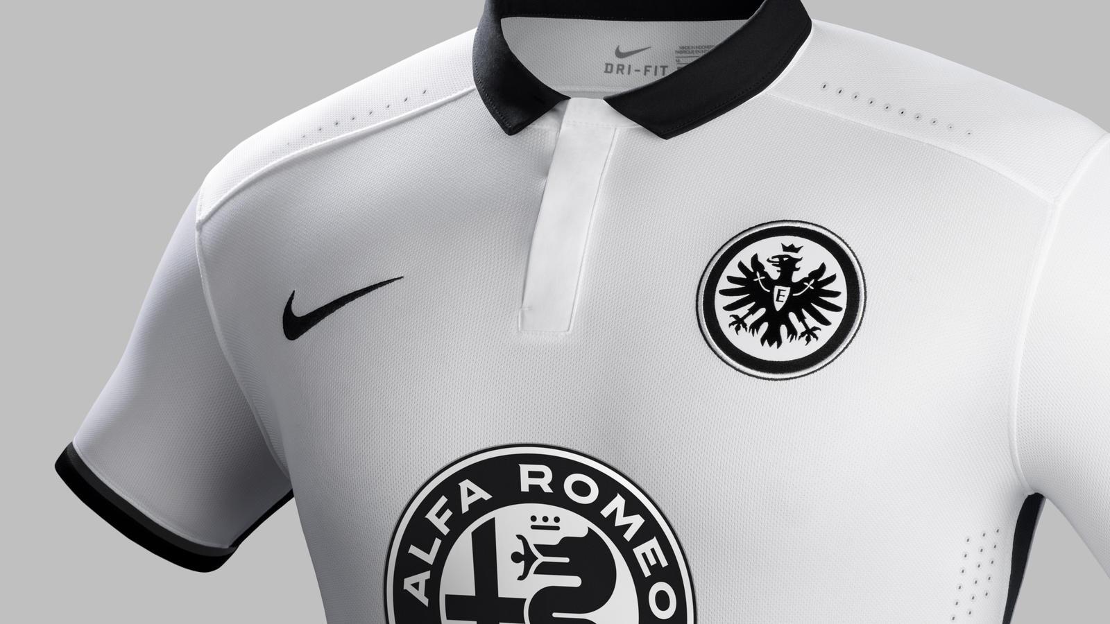 Clean And Bold Eintracht Frankfurt 2015 16 Away Kit Nike News