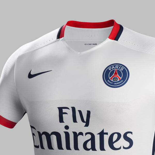Classic Yet Contemporary Parisian Design for Paris Saint-Germain ... 6e31e09e6be21