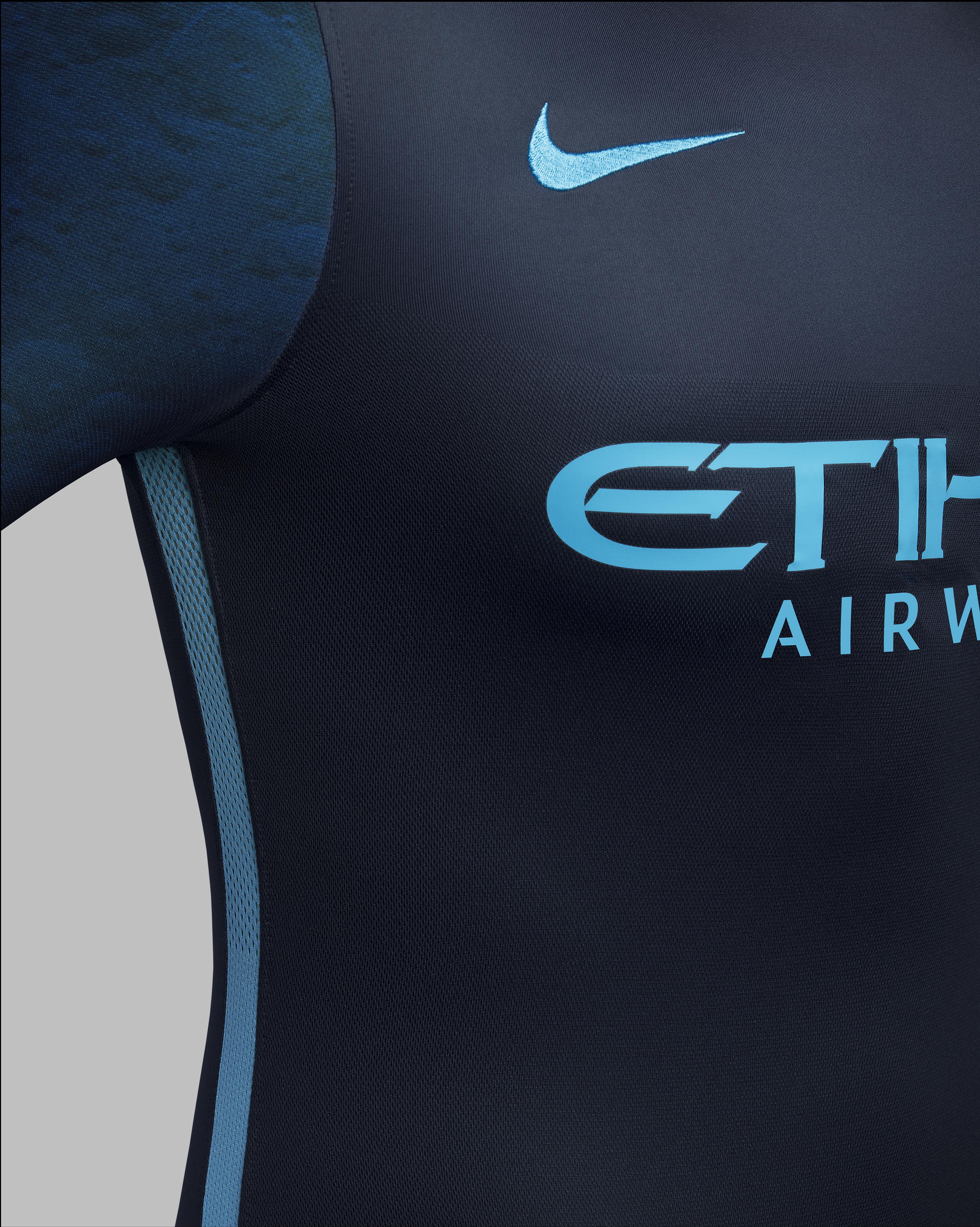 Manchester City 2015 Away Kit