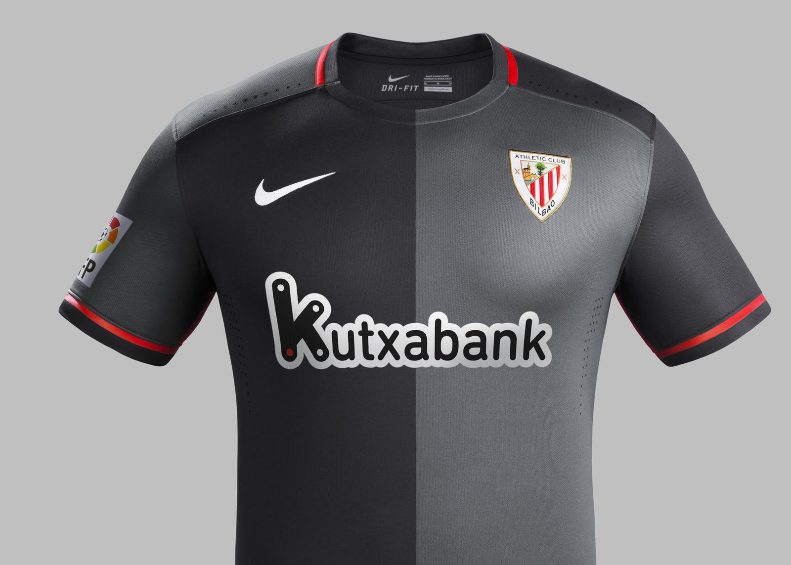 Athletic Club de Bilbao away shirt season 2015-16