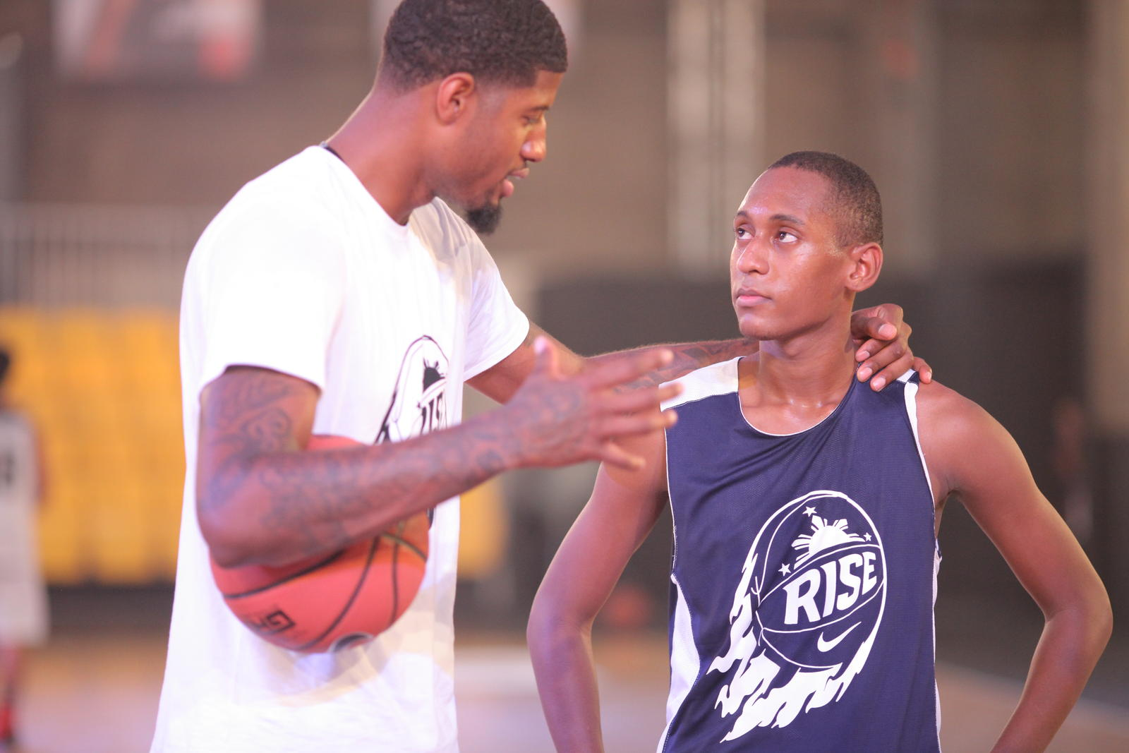 Paul George Kicks off Nike s Summer Basketball Tours - Nike News 4c425932d