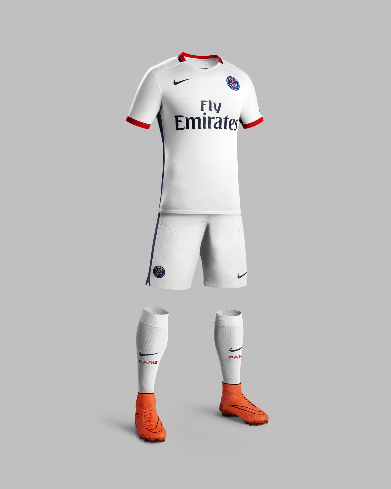 Paris Saint-Germain away kit
