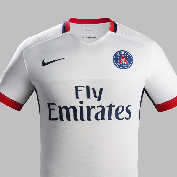 Paris Saint-Germain away shirt