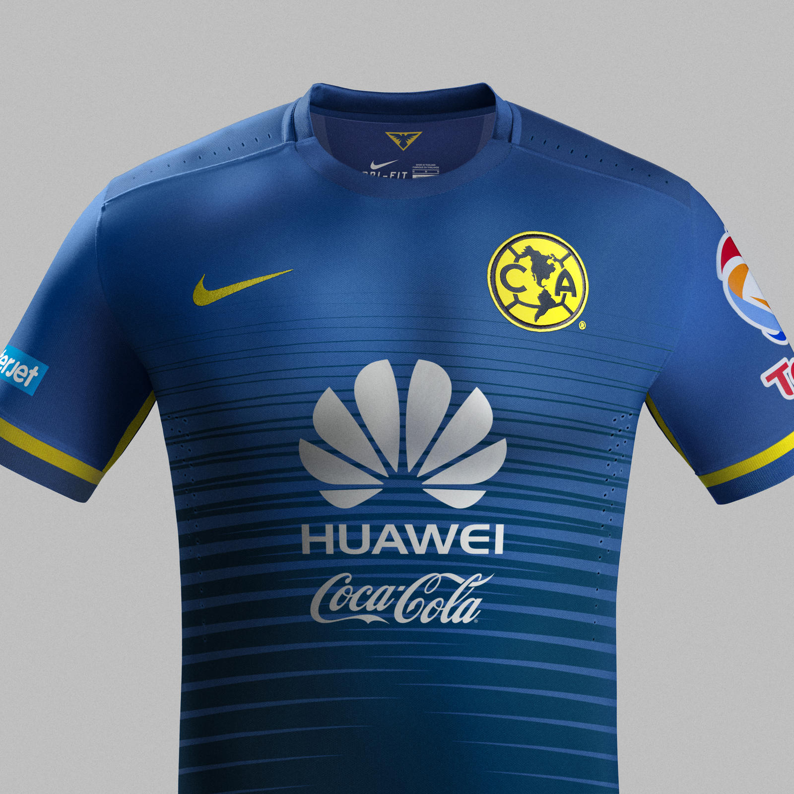 low priced 11360 c5049 Club América Home and Away Kits for 2015-16 - Nike News