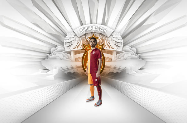 Galatasaray 2015-16 Kit Celebrates An Historical Achievement