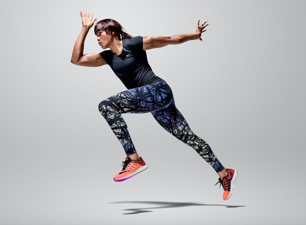 Nike Women Presents: Blessing Okagbare
