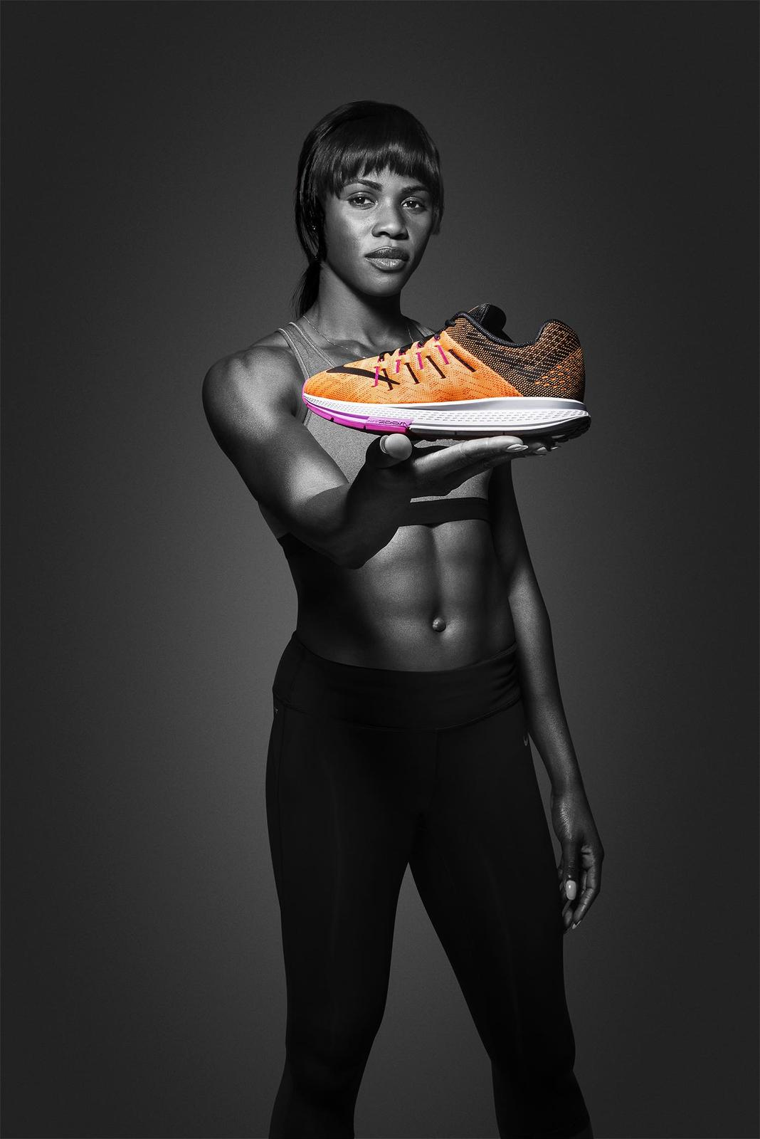 Nike Women Presents Blessing Okagbare Nike News