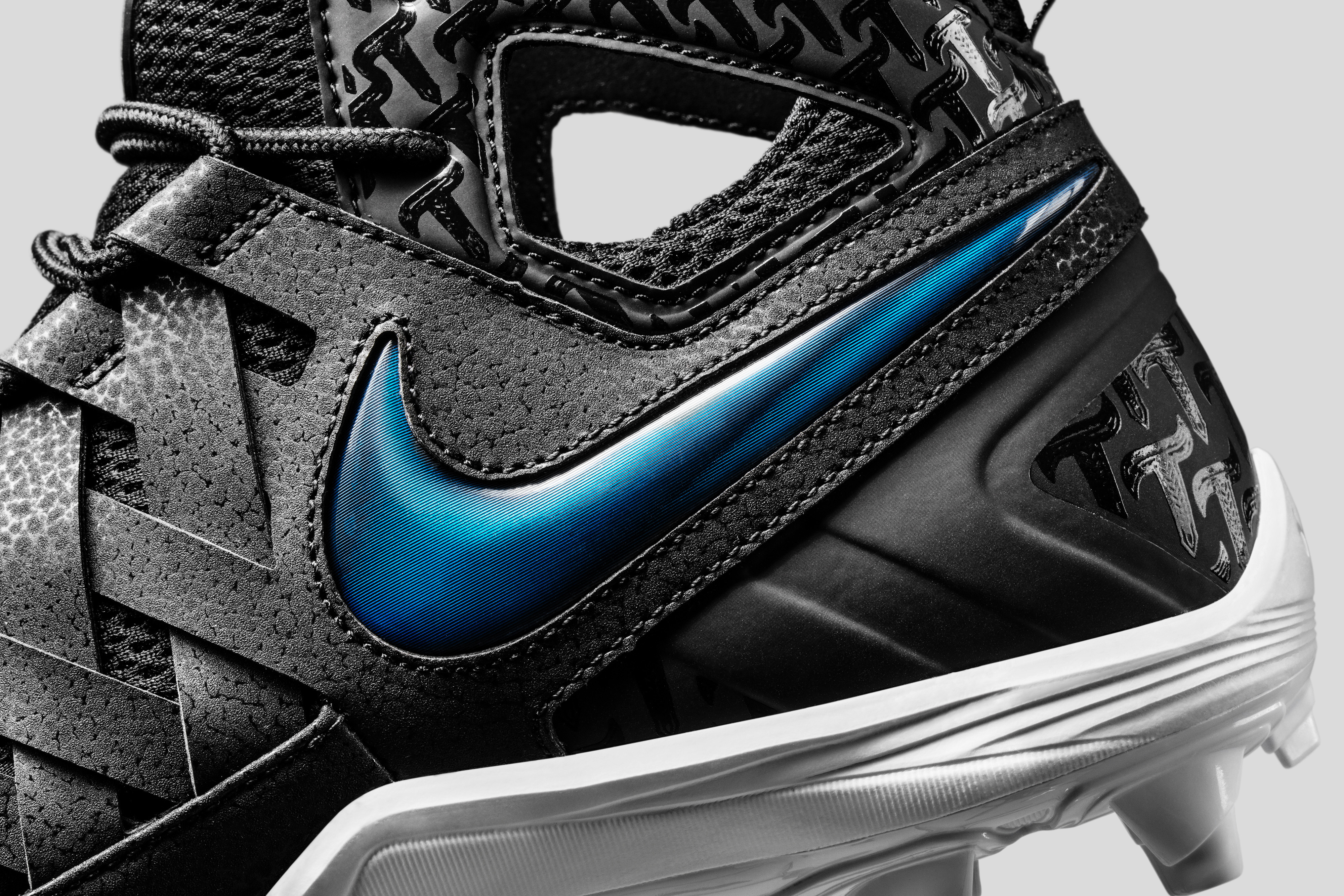 lacrosse cleats and nike on pinterest; huarache v lax cleat debuts at the  ride nike news