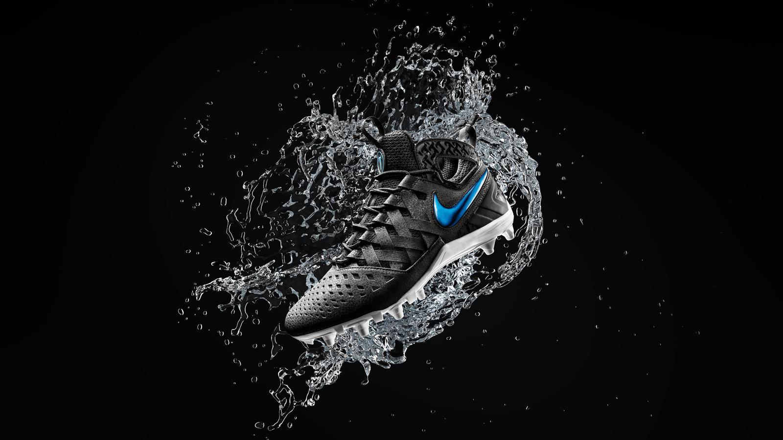 Nike Huarache 5 Lacrosse cleat - hero