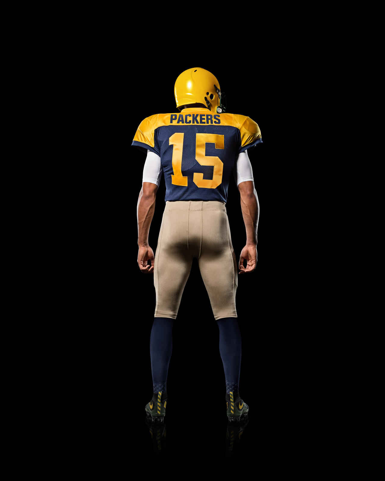 741ebed8 Green Bay Packers Go Old School With New Nike Alternate Uniform ...
