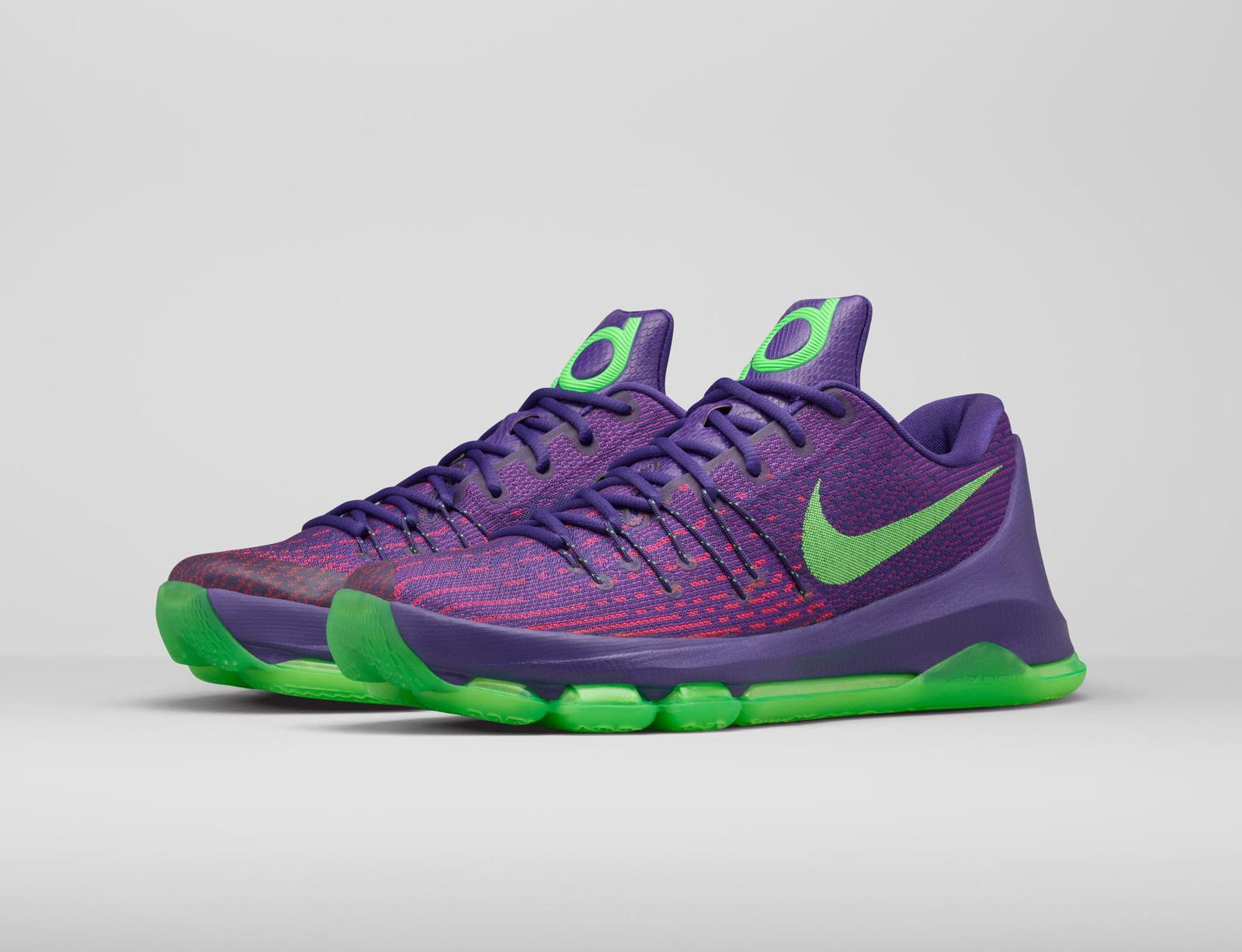 kd 8 violet Kevin Durant shoes on sale