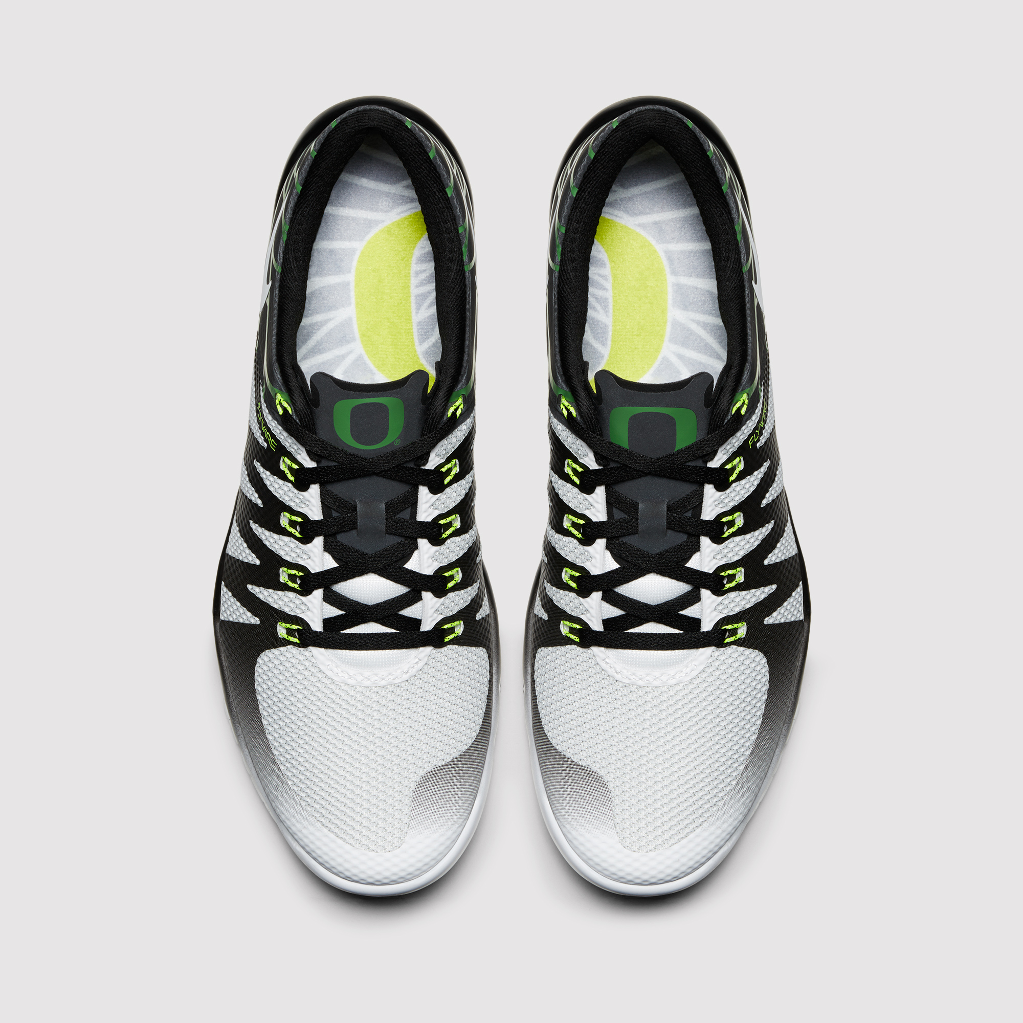 nike free trainer 5.0 v6 amp oregon ducks