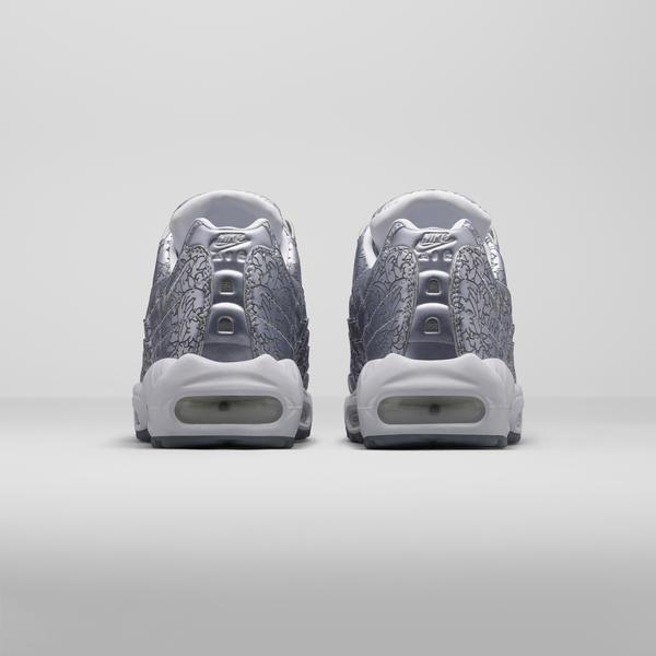 9010cf228ad0a Already Platinum  The Air Max 95 s 20th Anniversary Style - Nike News