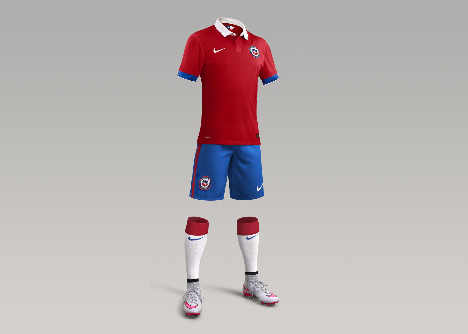 1cf981eaeef7 Nike Partners with the Chile Football Federation - Nike News