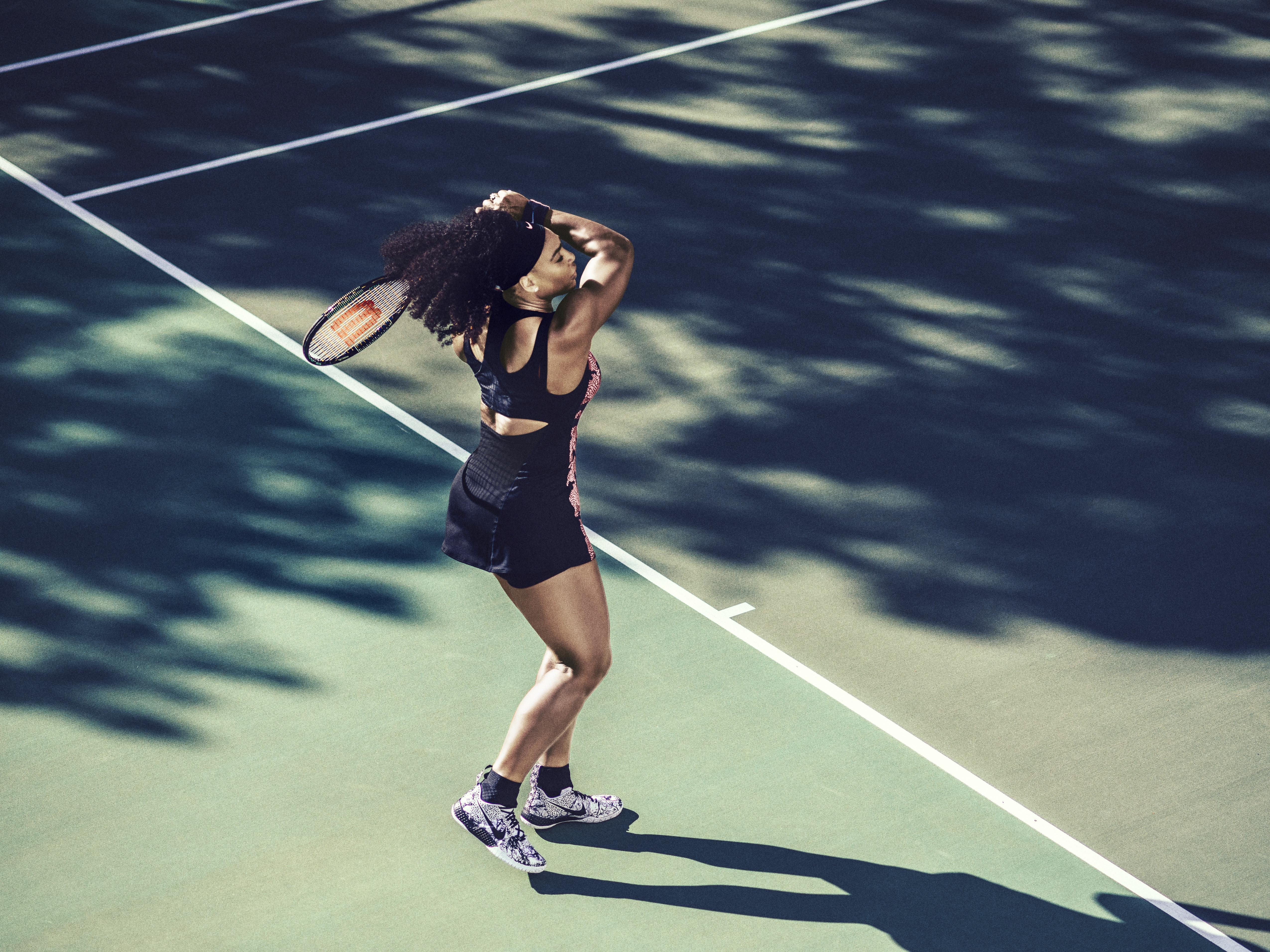 NikeCourt Celebrates Serena Williams