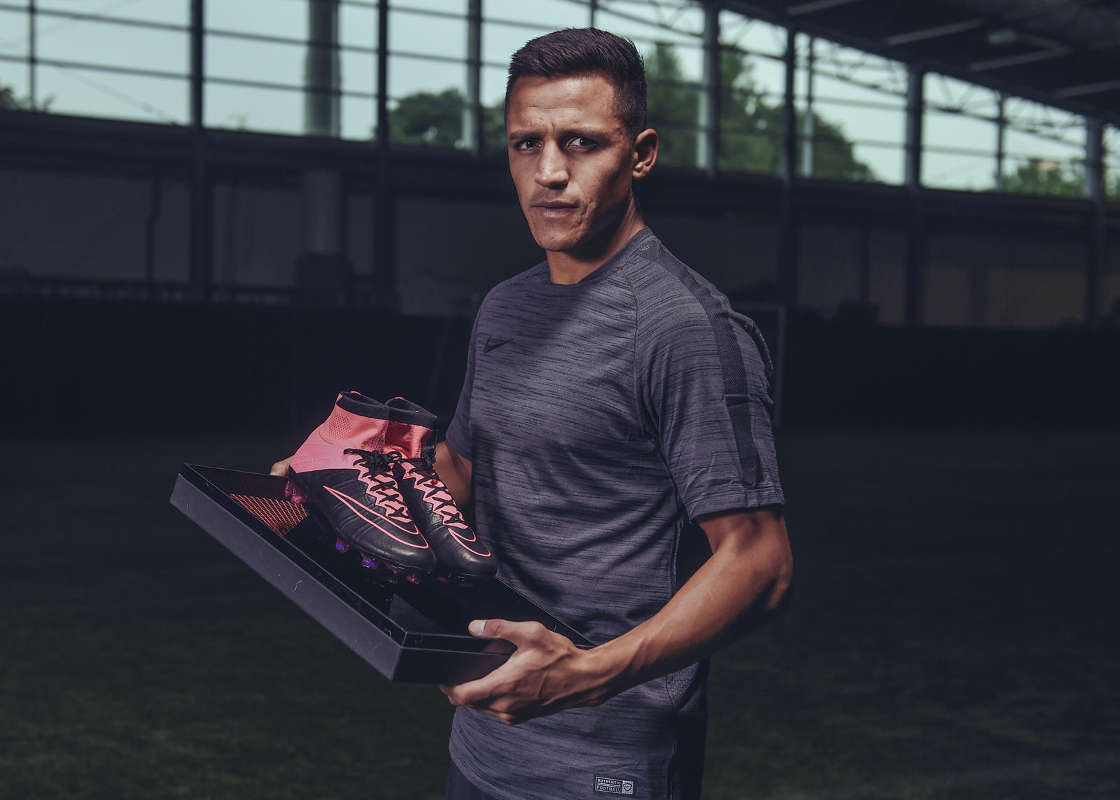 Alexis Sanchez - Tech Craft