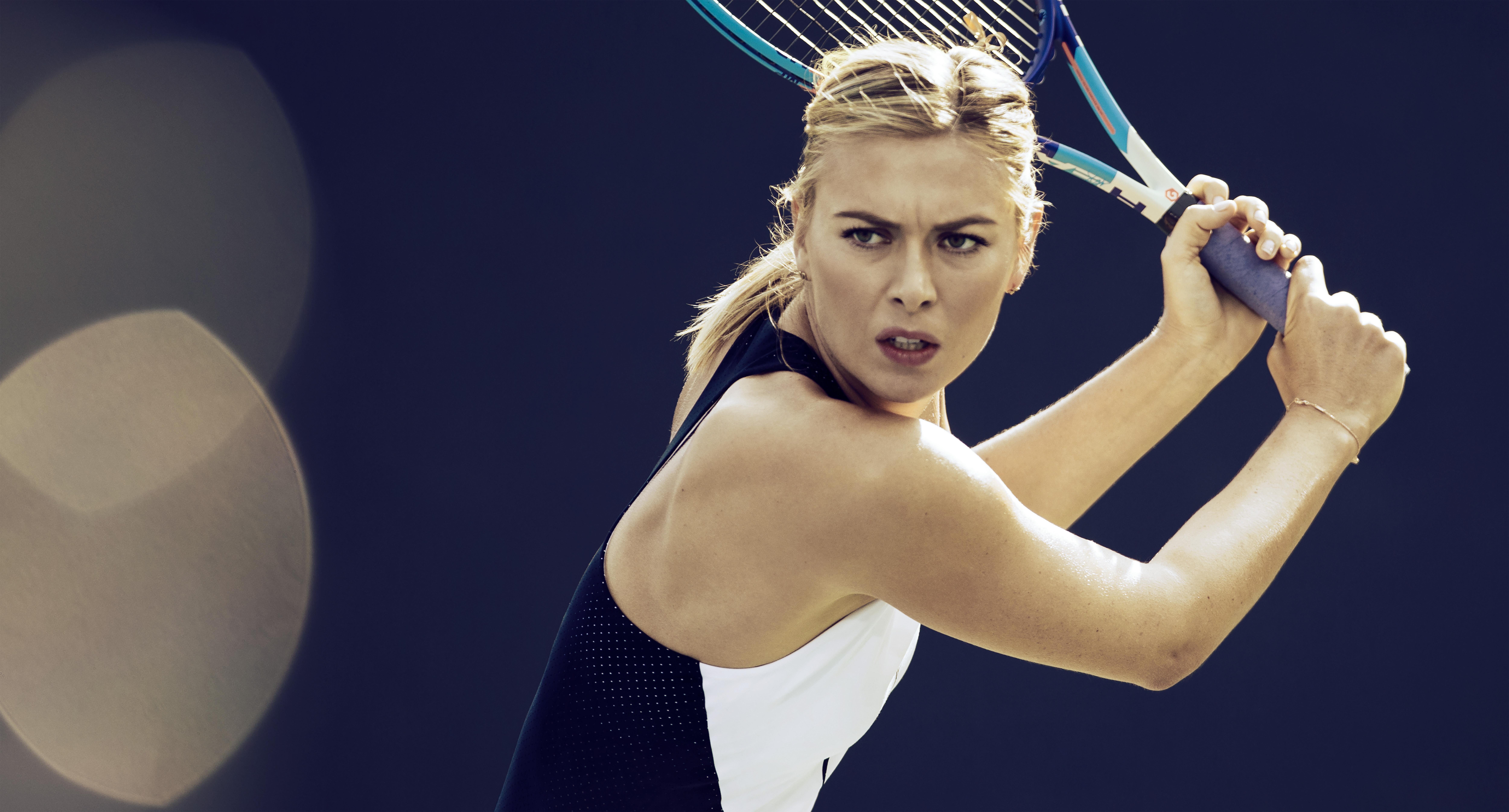 Maria Sharapova Nike Shoes Us Open