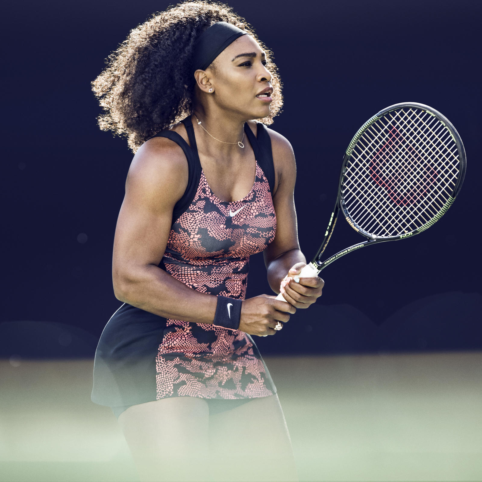 NikeCourt Athletes Showcase Looks for New York