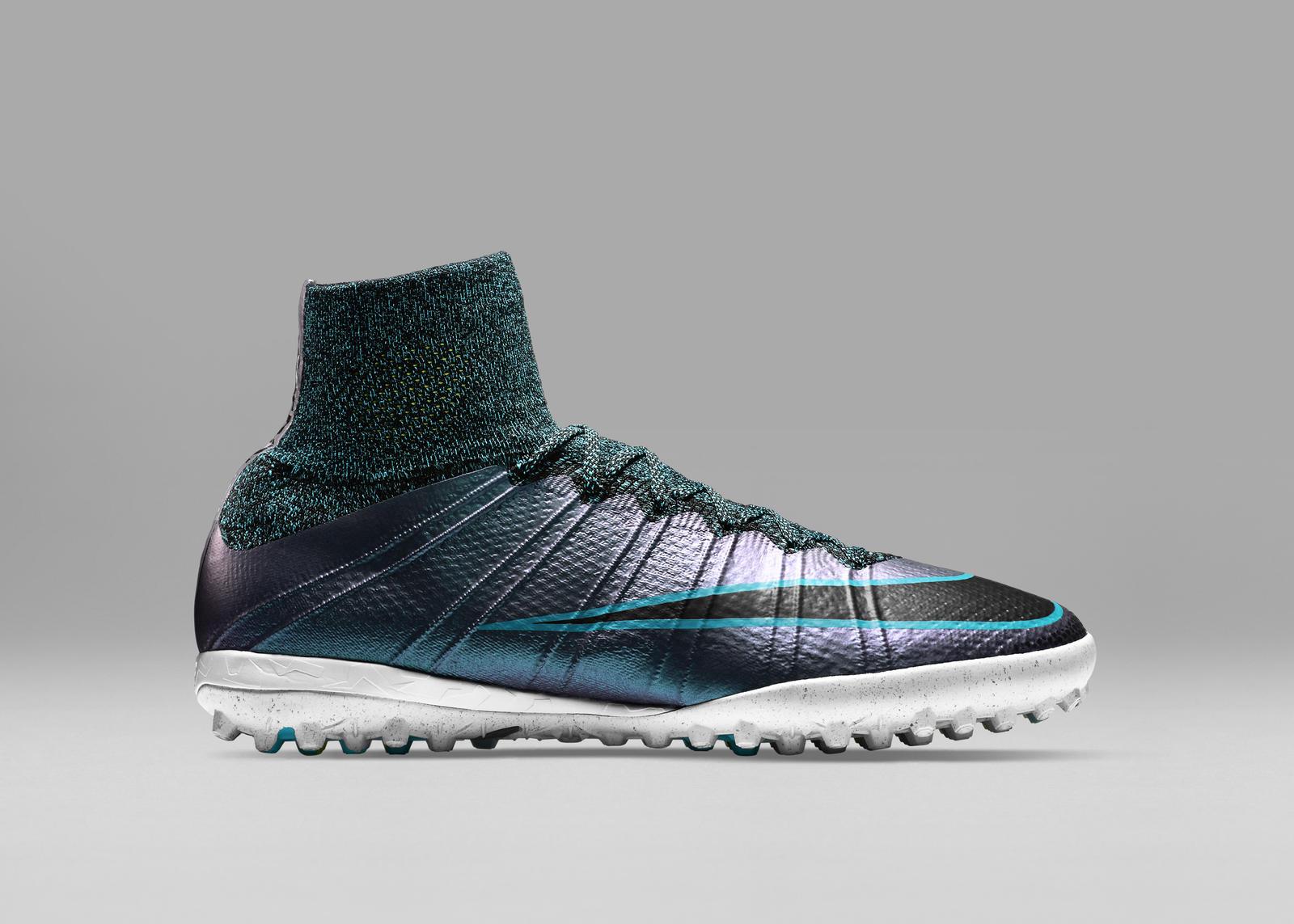 Nike Football Soccer Electro Flare Mercurialx Proximo Tf A Prem