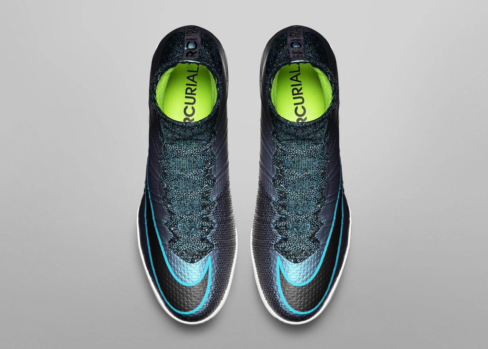 Nike Football Soccer Electro Flare Mercurialx Proximo Tf D Prem