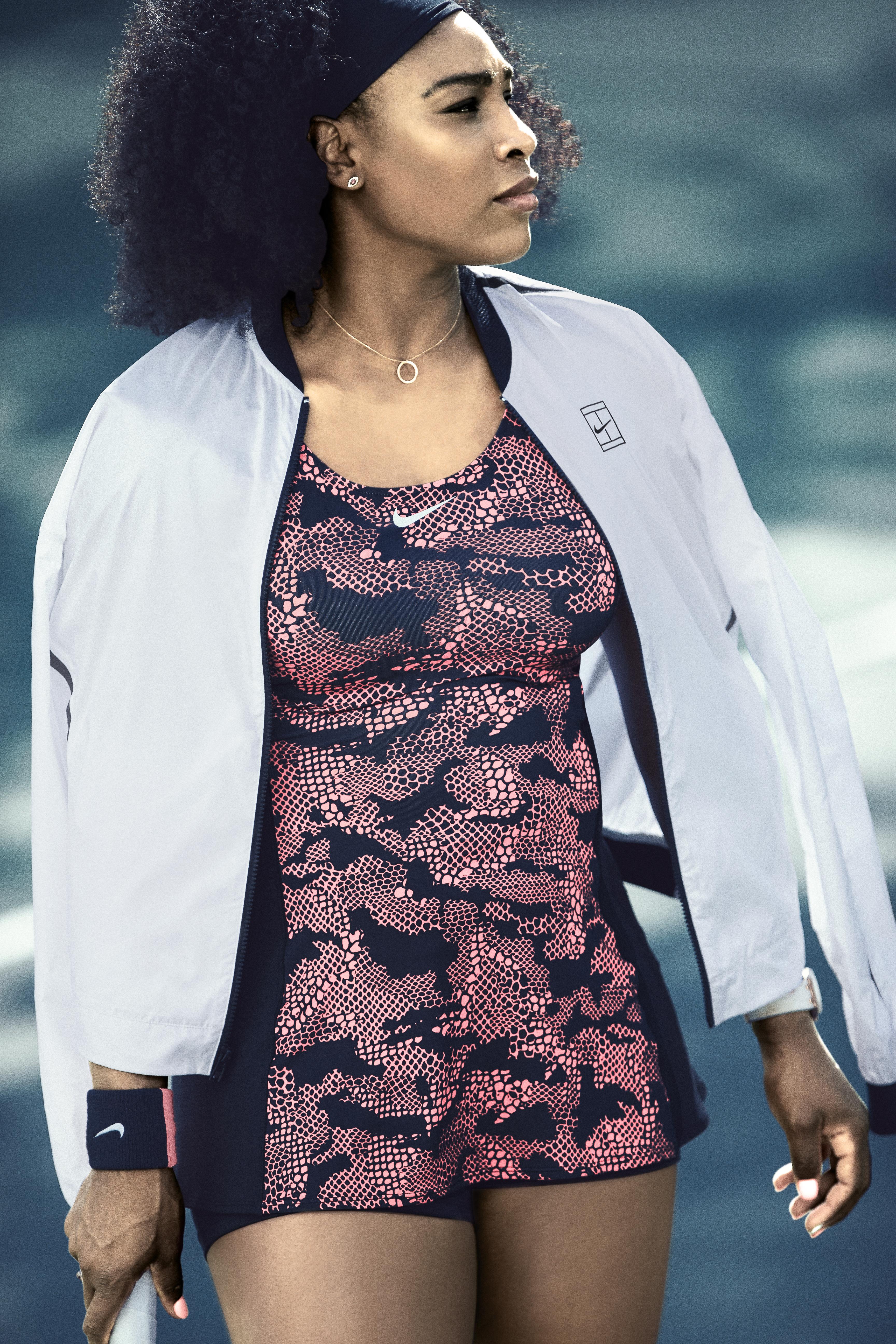 NikeCourt Celebrates Serena Williams Nike News