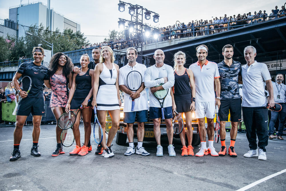 Nike's Iconic Street Tennis Ad Celebrates 20 Years with Take Two