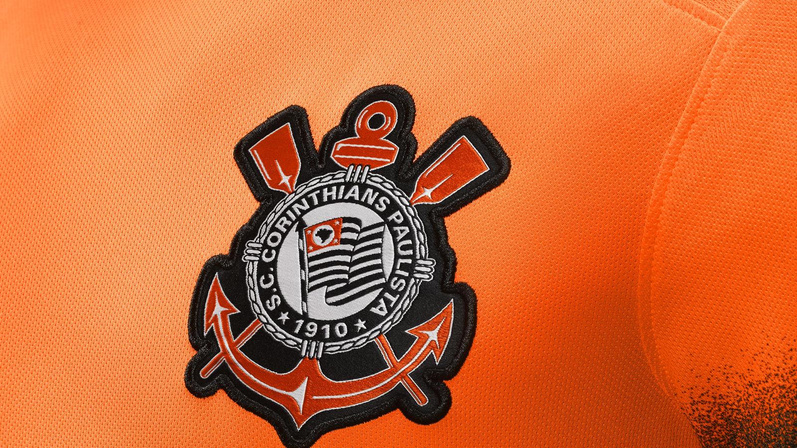 Corinthians 2015-  16 Third Kit